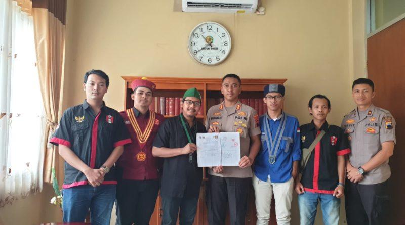 Cipayung Purwokerto Menanggapi Tindakan Represifitas oleh Aparatur Negara